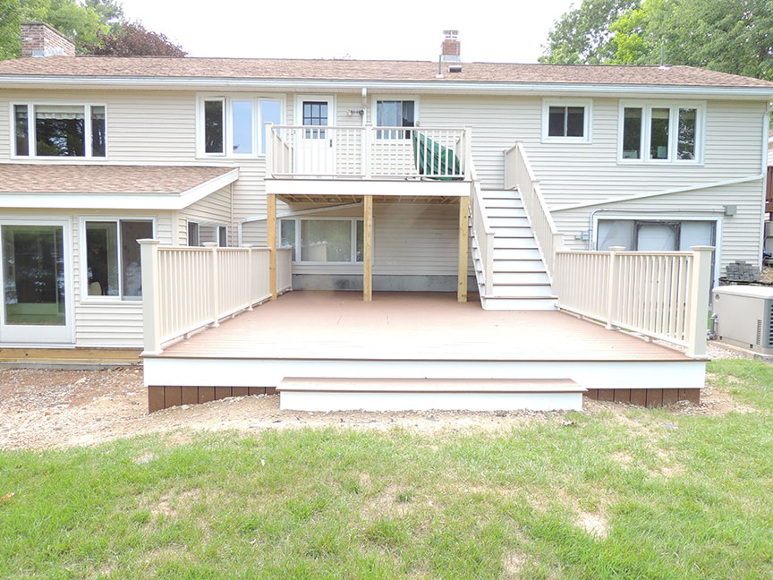 Porch and Deck Remodels