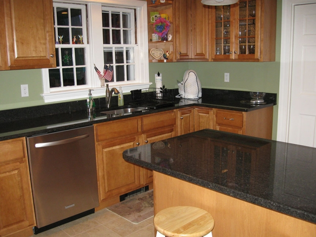 Kitchen Remodel – Stainless Appliances