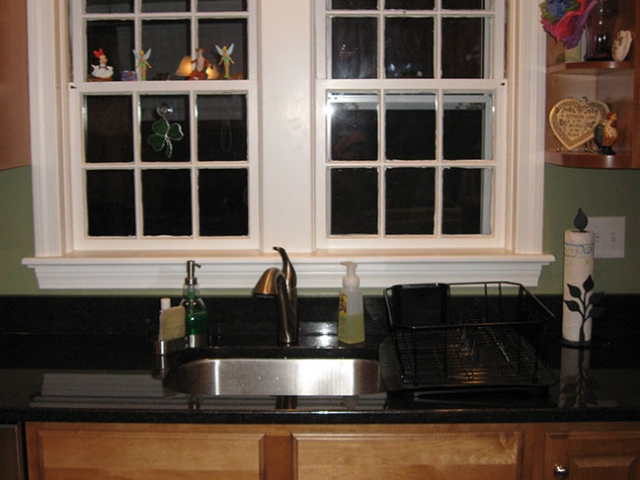 Kitchen Remodel – Windows Now More Prominent