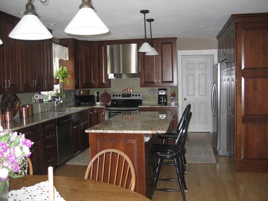 Kitchen Remodel - Standalone Island